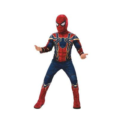 Marvel Avengers Infinity War Iron Spider Deluxe Boys Costume