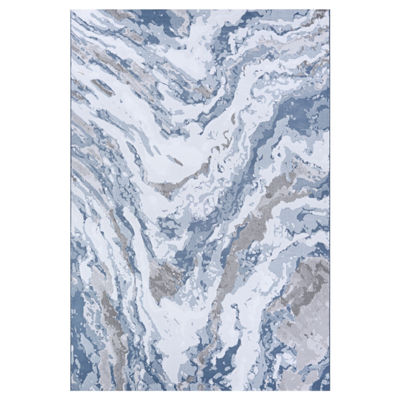 Couristan Serenity Abstract Marble Rectangular Rugs