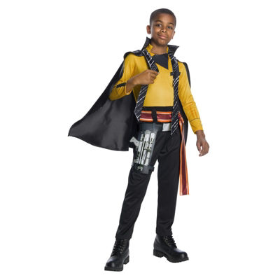 Solo: A Star Wars Story-Lando Deluxe Boys Costume