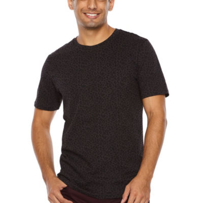 JF J.Ferrar Short Sleeve Crew Neck T-Shirt