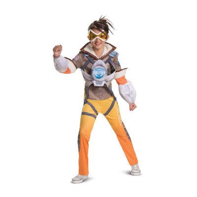 Overwatch Tracer Deluxe Teen CostumeX-Large