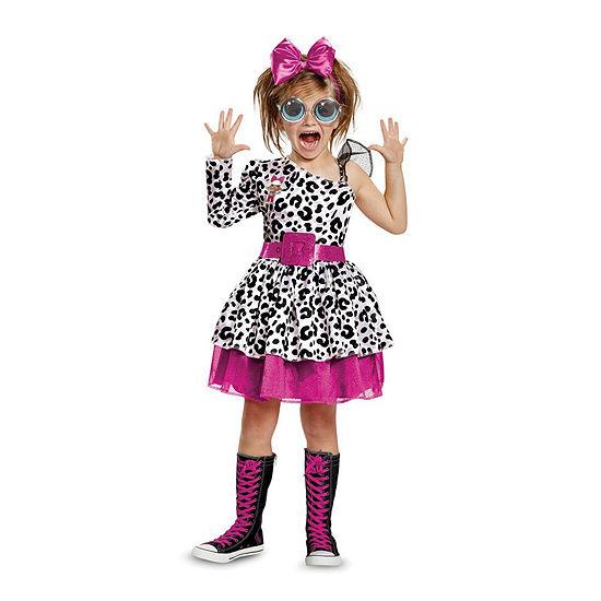 L.O.L Dolls Diva Deluxe Child Costume Costume