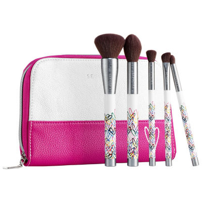 SEPHORA COLLECTION J Goldcrown for Sephora Collection: Bleeding Hearts Brush Set