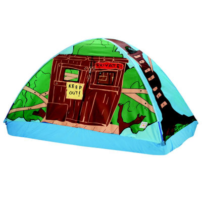 Pacific Play Tents Tree House Bed Tent - Full
