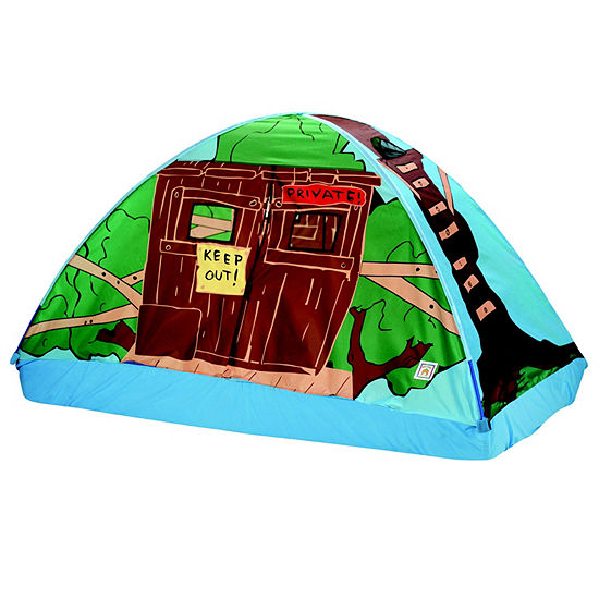 Pacific Play Tents Tree House Bed Tent Full