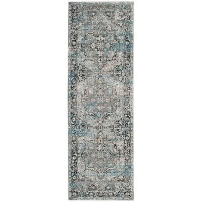 Safavieh Claremont Collection Clive Oriental Runner Rug