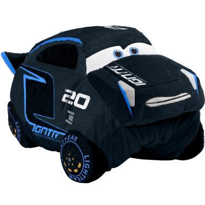 """Disney Cars Jackson Storm 16"""" Pillow Pet"""