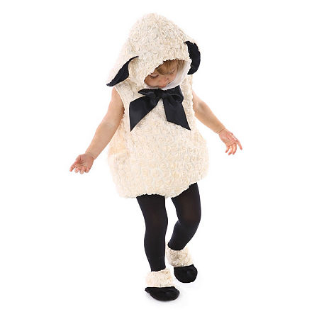 Vintage Lamb Costume 6-12 Months Costume Costume, 6-12 Months , Beige
