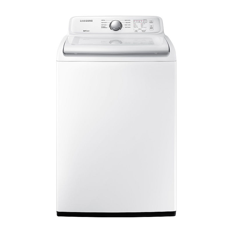 Samsung 4.5 cu. Ft. Top Load Washer with VRT - WA45N3050AW/A4