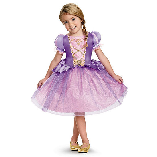 Rapunzel Classic Child Costume Small