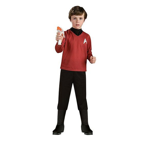Star Trek Boys Deluxe Scotty Costume