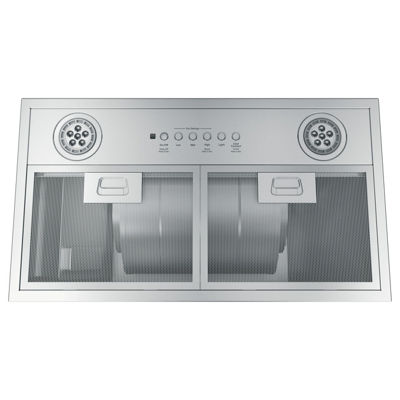 "GE® 30"" Custom Hood Insert w/ Dimmable LED Lighting"