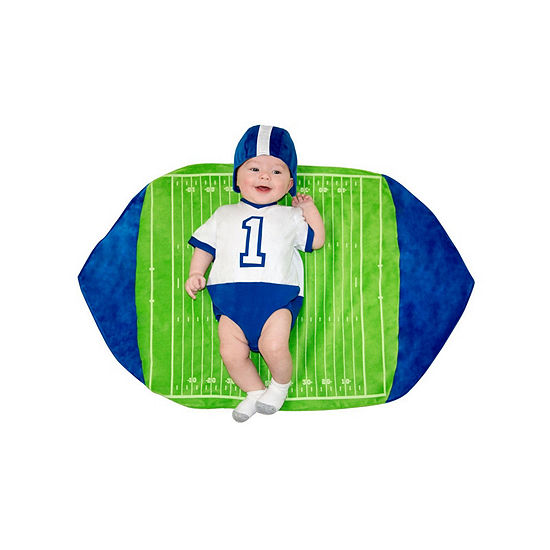 Toddler Swaddle Wings Football Costume
