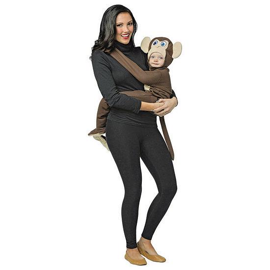 HuggablesMonkey Infant Costume 3-9M