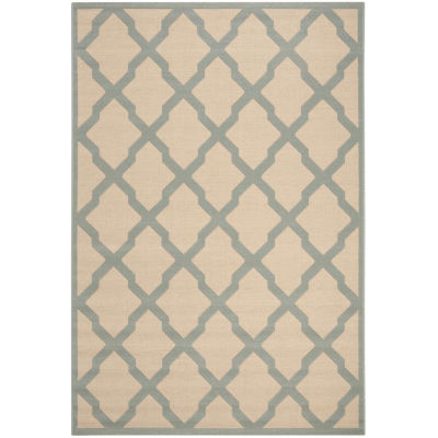Safavieh Linden Collection Neasa Geometric Area Rug