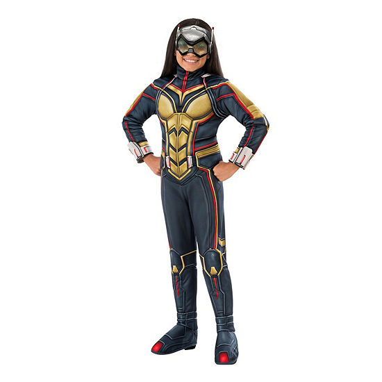 Marvel Ant-Man & The Wasp Deluxe Wasp Girls Costume