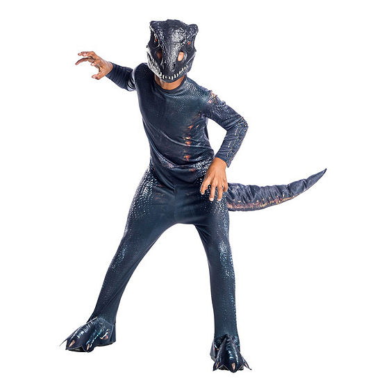 Jurassic World Fallen Kingdom Villain Dinosaur Child Costume