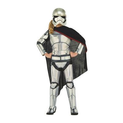 Star Wars Girls Dlx. Captain Phasma Costume
