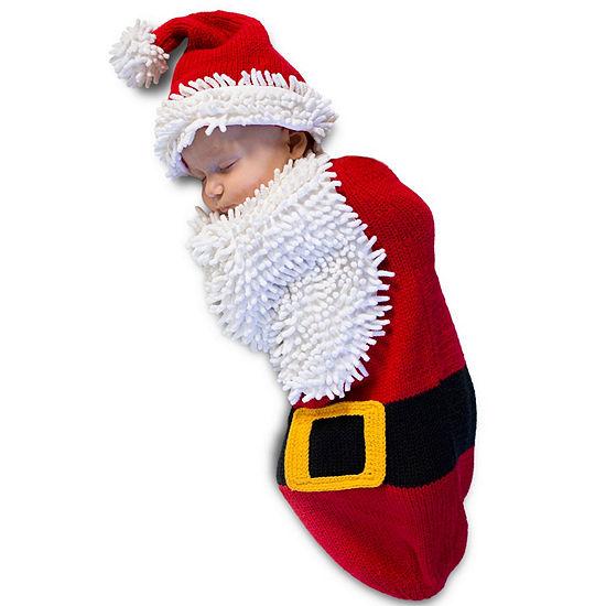 Santa Baby0-3 MONTHS