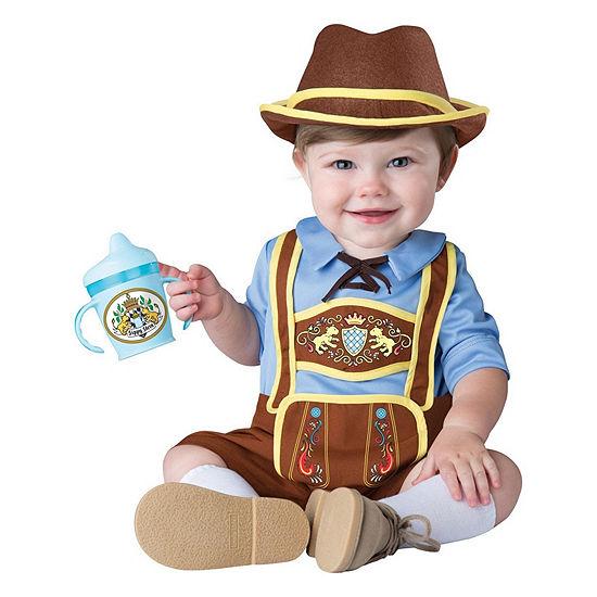 Little Lederhosen Toddler Costume