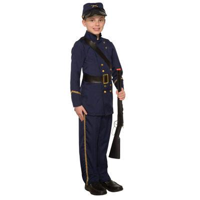 Boys Civil War Soldier Costume
