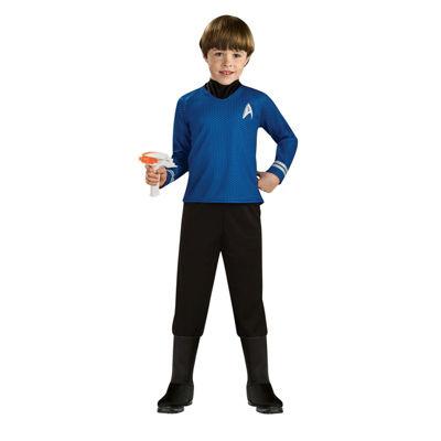 Star Trek Boys Deluxe Spock Costume