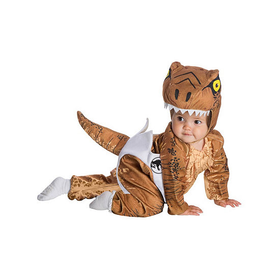 Jurassic World: Fallen Kingdom Hatching T-Rex Infant Costume 6-12 MONTHS