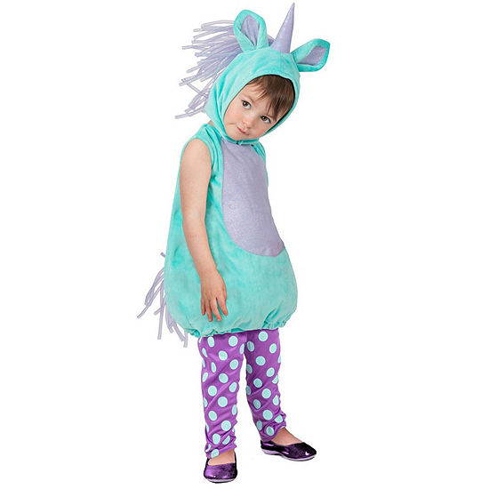 Buyseasons Toddler Sweetie Unicorn Costume