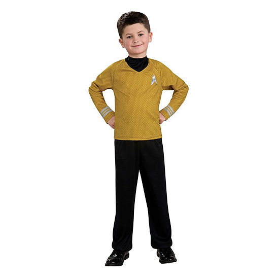 Star Trek Boys Captain Kirk Costume Boys Costume