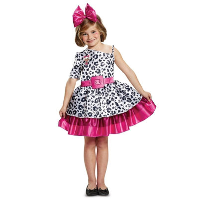 L.O.L Dolls  Diva Classic Child Costume