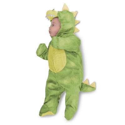 Baby Sleepy Green Dino Costume0-3 MONTHS