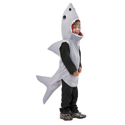 Sand Shark Toddler Costume 3T-4T