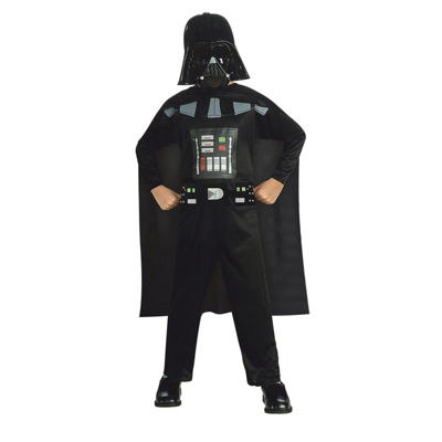 Star Wars Boys Child Promo Darth Vader Costume