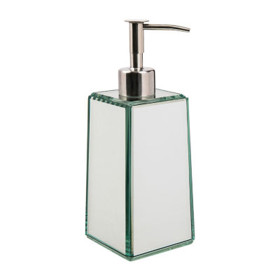 Crystal Mirror Lotion/Soap Dispenser