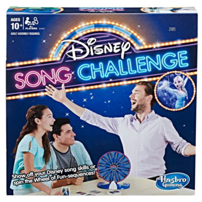 Disney Song Challenge Game