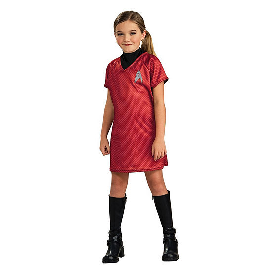 Star Trek Girls Uhura Costume