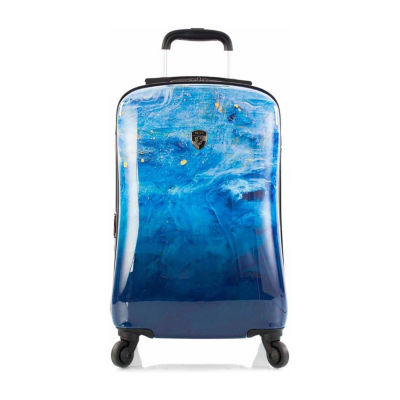 Heys Blue Agate 21 Inch Hardside Luggage