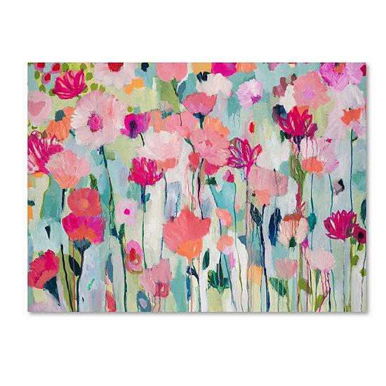 Trademark Fine Art Carrie Schmitt Shasta Giclee Canvas Art