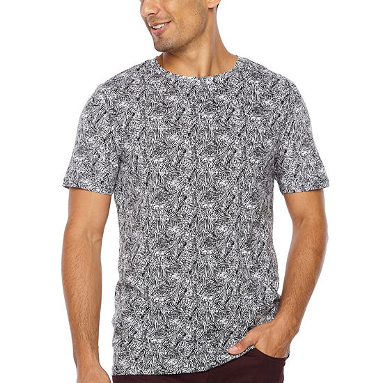 Jf Jferrar Mens Crew Neck Short Sleeve T Shirt