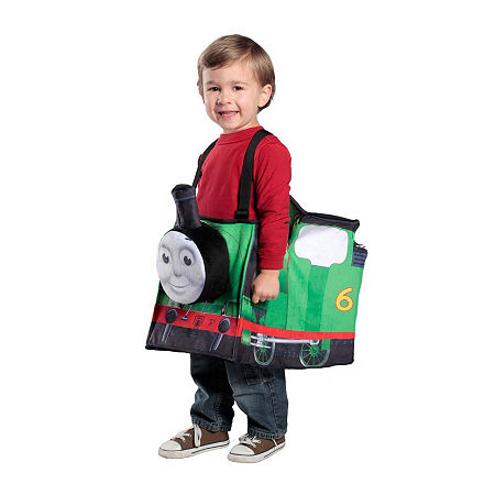 Percy Ride-In TrainOne-Size, One Size , Green