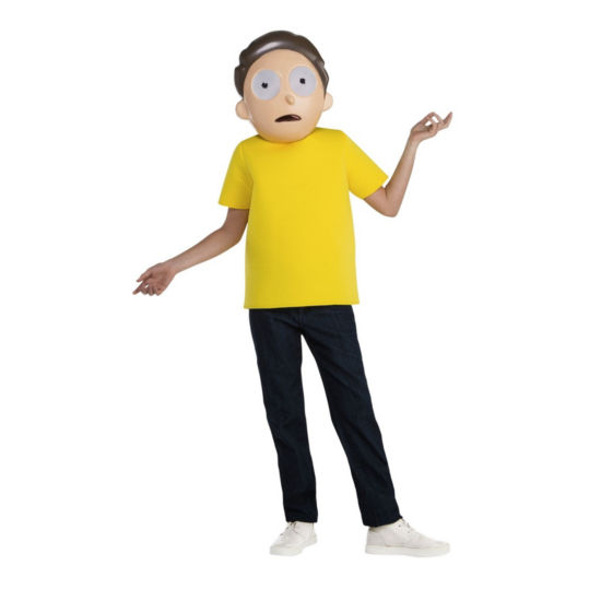 Rick & MortyMorty Teen Costume