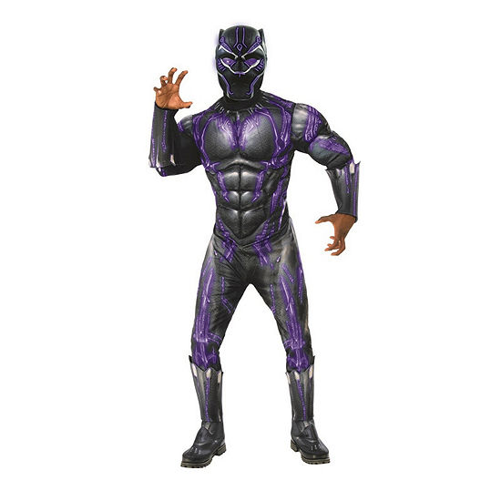 Marvel Black Panther Movie Black Panther Child Lightup Battle Mask