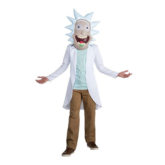 Rick & MortyRick Teen Costume