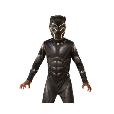 Marvel Black Panther Movie Black Panther Child 3/4MaskOne-Size