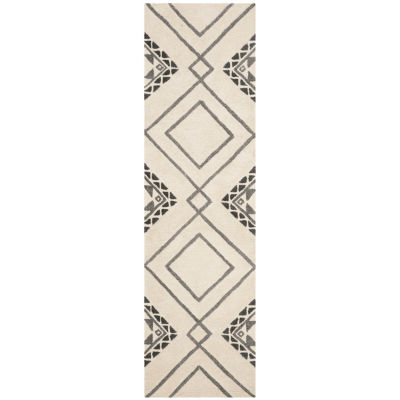Safavieh Casablanca Collection Dani Geometric Runner Rug