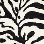 Safavieh Shag Collection Lennox Animal Square Area Rug