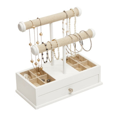 Mele & Co. Ivy Jewelry Box & Organizer