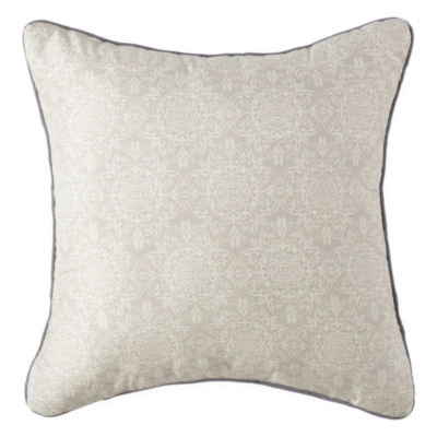 Home Expressions Bingham Square Throw Pillow