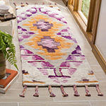 Safavieh Casablanca Collection Graham Geometric Runner Rug