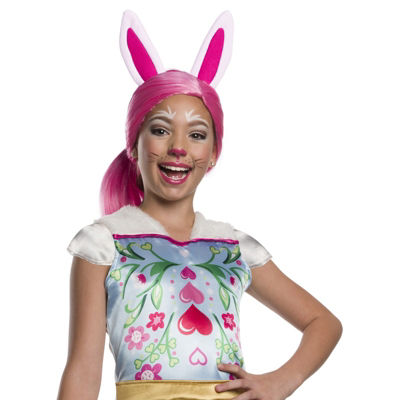 Enchantimals Bree Bunny Girls Wig With EarsOne-Size